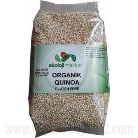 Organik Kinoa 400gr - Glutensiz - Ekoloji Market
