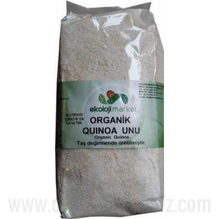 Organik Kinoa Unu 400gr - Glutensiz - Ekoloji Market