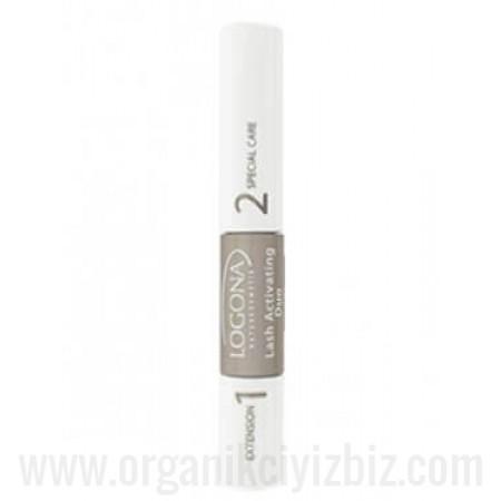 Organik Kirpik Uzatıcı ve Bakımı - 02378 - Logona