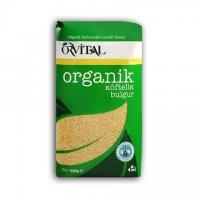 Organik Köftelik Bulgur 1000 Gr. - Orvital