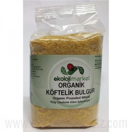 Organik Köftelik Bulgur - Ekoloji Market