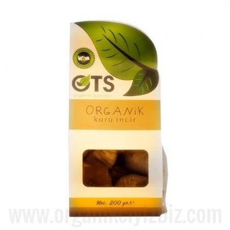 Organik Kuru İncir - OTS