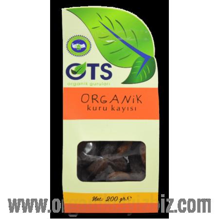 Organik Kuru Kayısı - OTS