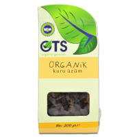 Organik Kuru Üzüm (200gr) - OTS