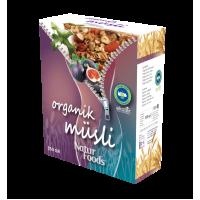 Organik Müsli 500gr - Naturoil