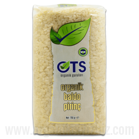 Organik Pirinç (750gr) - OTS
