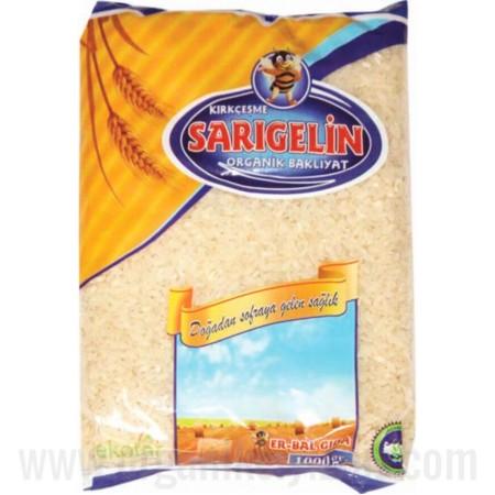 Organik Pirinç - Sarıgelin