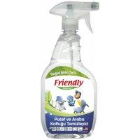 Organik Puset ve Araba Koltuğu Temizleyici 650ml - FR0072 - Friendly