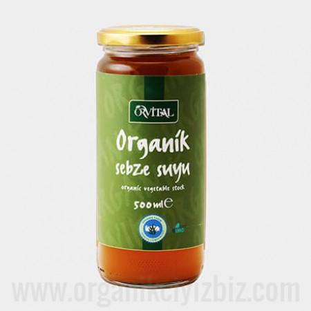 Organik Sebze Suyu 500 Ml - Orvital
