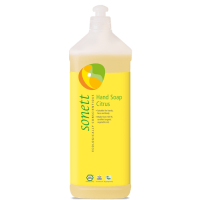 Organik Sıvı El Sabunu Citrus 1L - B3025 - Sonett