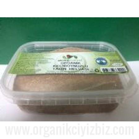 Organik Tahin Helvası Keçiboynuzlu - Ekoloji Market