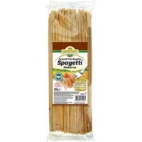 Organik Tam Buğday Spagetti Makarna 500gr - Baktat