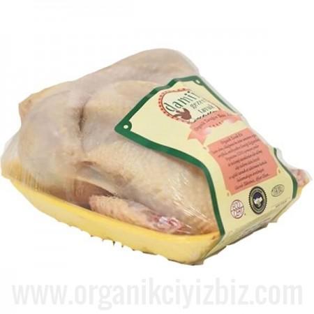 Organik Tavuk Eti-Bütün - Damii