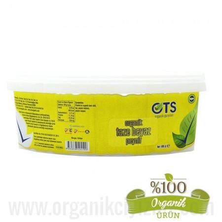 Organik Taze Beyaz Peynir - OTS