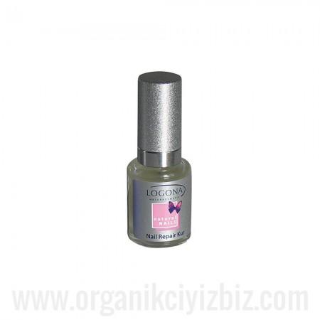 Organik Tırnak Sertleştirici Bakım Sıvısı 10ml - 02400 - Logona