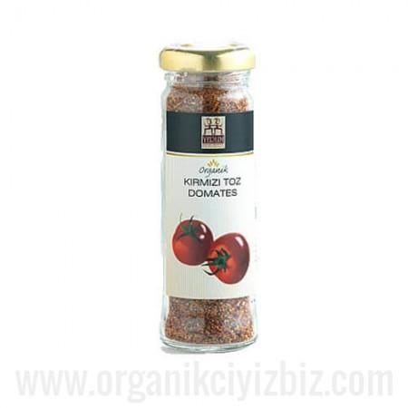 Organik Toz Domates 60gr - Yerlim