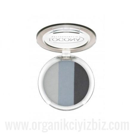 Organik Üçlü Göz Farı - Duman 01 - 4g - 02320 - Logona