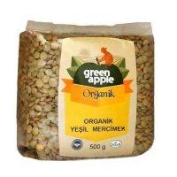 Organik Yeşil Mercimek 1000gr - Green Apple