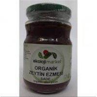 Organik Zeytin Ezmesi (Sade) 190cc - Ekoloji Market