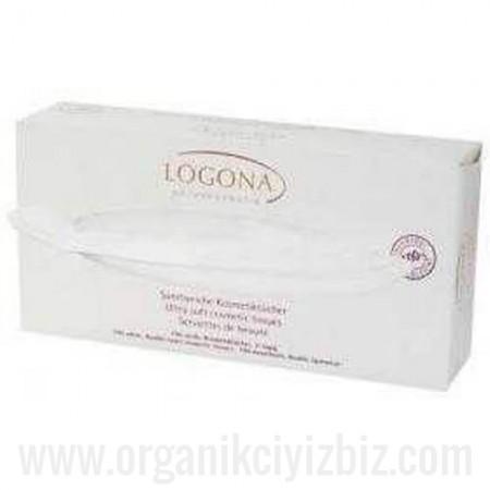 Organk Kağıt Mendil - 100 Yaprak - 00339 - Logona