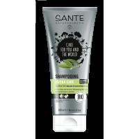 Parlaklık ve Elastikiyet - Organik  Jojoba Özlü Şampuan 200 ml - 44555 - Sante