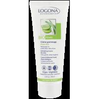 Peeling Krem - Organik Aloe Özlü 100 ml - 32086 - Logona