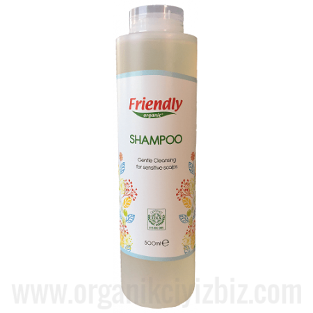 Şampuan Yetişkin 500ml - FR0102 - Friendly