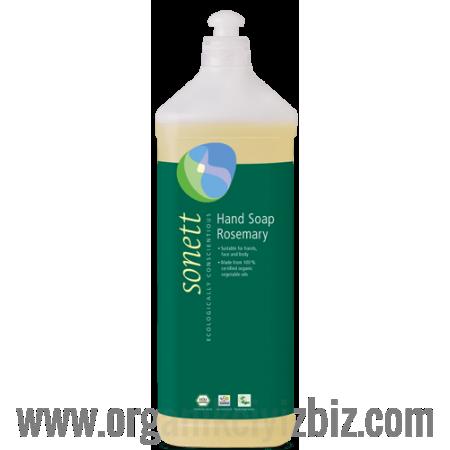 Sıvı El Sabunu Biberiye 1L - B2061 - Sonett