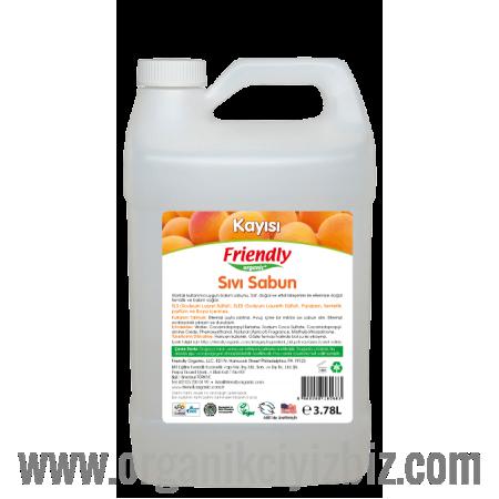 Sıvı El Sabunu - Kayısı 3,78L - FR0683 - Friendly