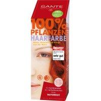 Toz Saç Boyası -  Doğal Kızıl - 100gr - 40184 - Sante
