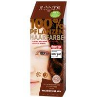Toz Saç Boyası - Kestane Rengi - 100gr - 40188 -  Sante
