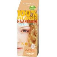 Toz Saç Boyası - Kızıl Sarı - 100gr - 40180 - Sante