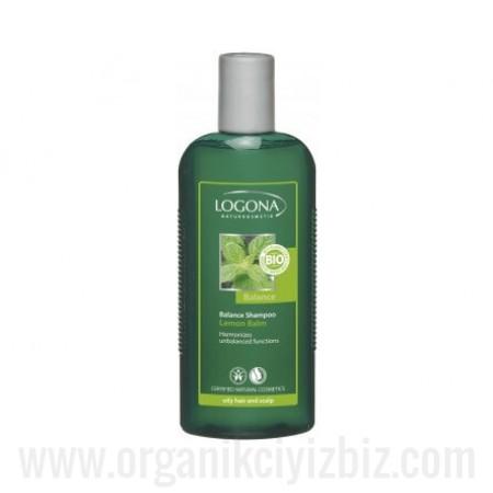 Yağ Dengesini Sağlayan - Organik Melisalı Şampuan 250ml - 30475 - Logona