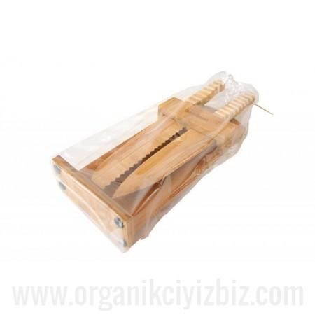 Doğal Chapati - Standlı Bıçak - Bambum