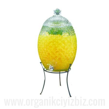 Doğal Glass Sebil Yıldız - Bambum