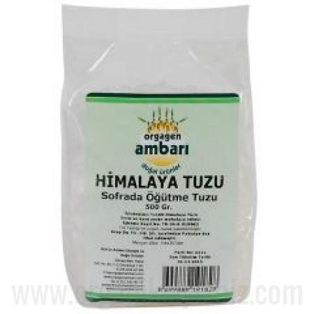 Doğal Himalaya Tuzu Öğütülmüş (Sofra Tuzu) - Orgagen Ambarı