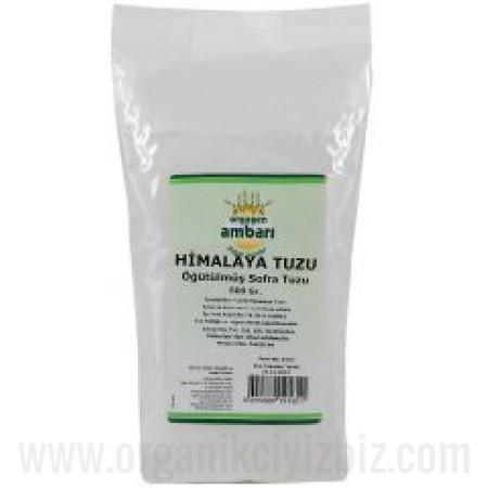 Doğal Himalaya Tuzu Tane (Sofrada Öğütme Tuzu) - Orgagen Ambarı