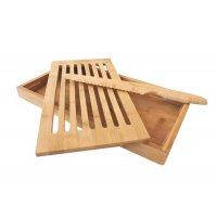 Doğal Pane - Ekmek Kesme Tahtası - Bambum
