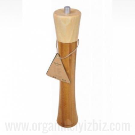 Doğal Paprika - Karabiber Öğütücü Büyük - Bambum