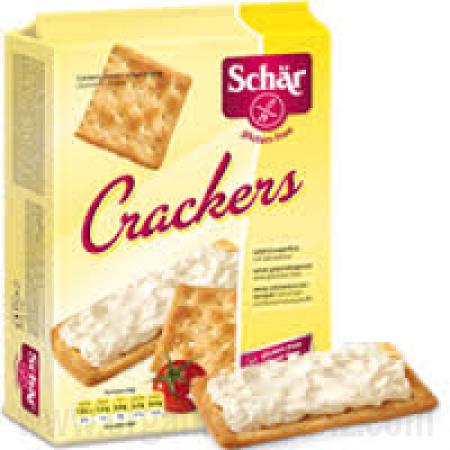 Doğal Schar Crackers 210g Tuzlu Kraker - Oranca