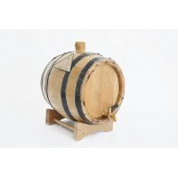 Doğal Wood - Barile Fıçı 10 Lt - Bambum