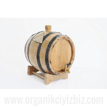 Doğal Wood - Barile Fıçı 20 Lt - Bambum