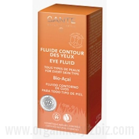 Organik Acai Çileği Özlü - Göz Bakım Fluidi 15ml - 42544 - Sante