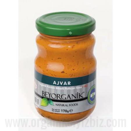 Organik Ajvar-Tatlı - Bey Organik