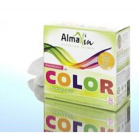 Organik Almawin Çamaşır Makine Yıkama Tozu ( Renkliler için )
