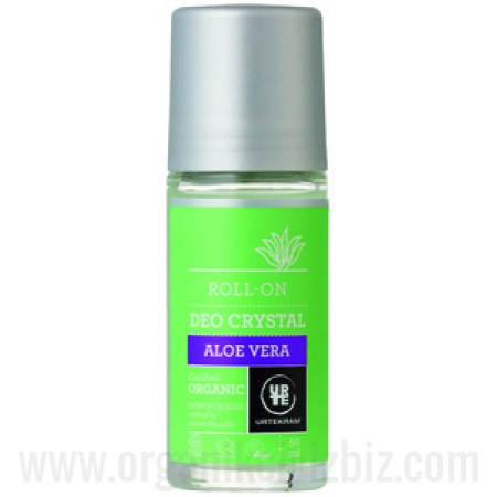 Organik Aloe Veralı Roll-on Deodorant