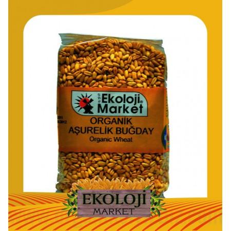 Organik Aşurelik Buğday 500gr - Ekoloji Market