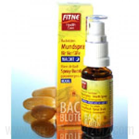 Organik Bach Flower Acil Durumlar İçin Ağız Spreyi - Gece 20ml - 50303 - Fitne