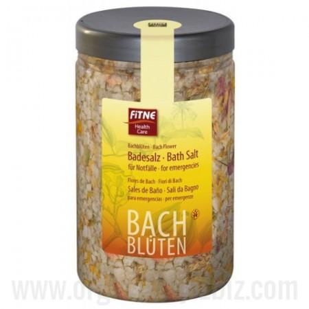 Organik Bach Flower Acil Durumlar İçin Banyo Tuzu 320g - Fitne