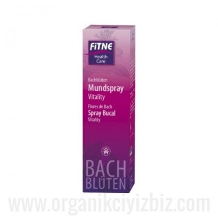 Organik Bachblüten Canlandırıcı Ağız Spreyi 20 ml - 50303 - Fitne